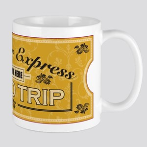 Polar Express Personalized Mug