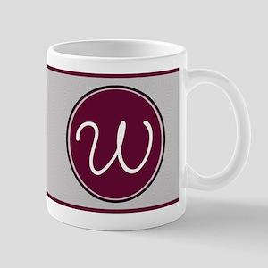 Lambda Theta Alpha Purple Monogrammed Mug