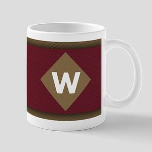 pi kappa alpha letters personalized Mug