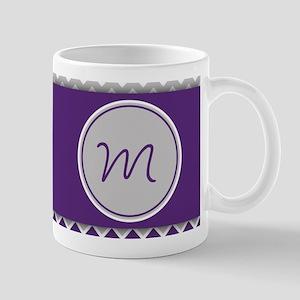 Gamma Rho Lambda Letters Monogram Mug Mugs