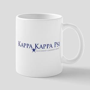 Kappa Kappa Psi Fraternity Letters Name Mug