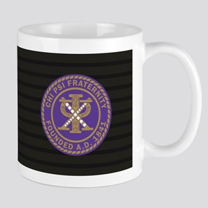Chi Psi Fraternity Mugs