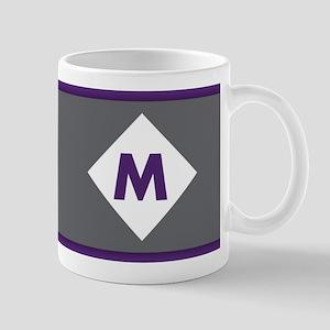 Sigma Lambda Beta Monogram Mug