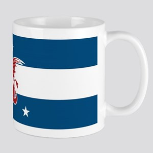 Beta Theta Pi Dragon Stripes Mug