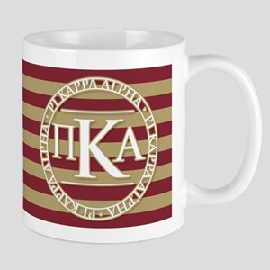 Pi Kappa Alpha Circle 11 oz Ceramic Mug