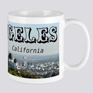 Los Angeles 11 oz Ceramic Mug