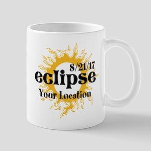 Personalize Eclipse 2017 Mugs