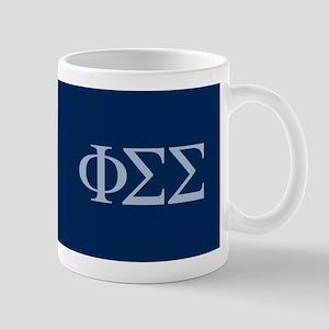 Phi Sigma Sigma Symbol Mugs