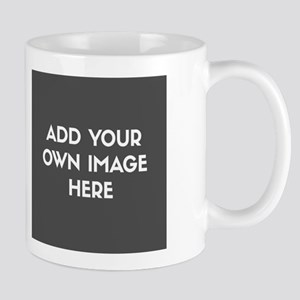 Add Your Own 2 Custom Images Mugs
