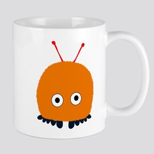 Orange Wuppie Mug