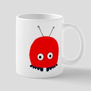 Red Wuppie Mug