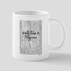 Walk Like a Pilgrim - Camino de Santiago Mug