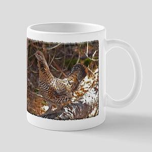 Female Spruce Grouse 2 Mug