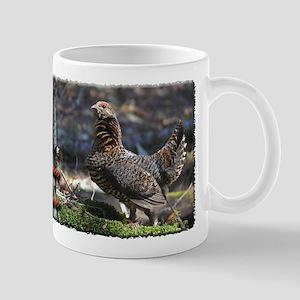 Female Spruce Grouse Mug