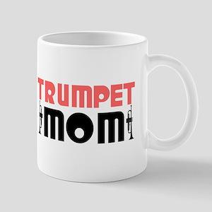 Trumpet Mom Mug