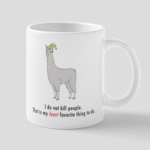 Least Favorite Thing Mug