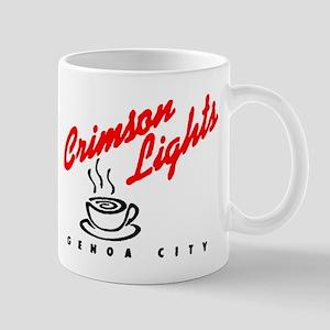 Crimson Lights Mug Mugs