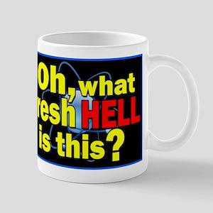 Big Bang Theory Hell Mug