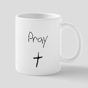 Zion Lutheran Church Pray mugs Mug