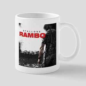 Rambo Battlefield Mug