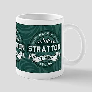 """Stratton """"Vermont Green"""" Mug"""