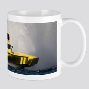 Unlimited Hydroplane Signature Mug