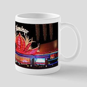 Las Vegas Flamingo Customized Large Mugs