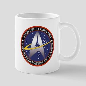Starfleet Command Cup Mugs