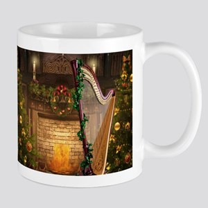 Holly Harp Mugs