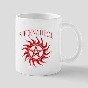 Supernatural Red Mugs