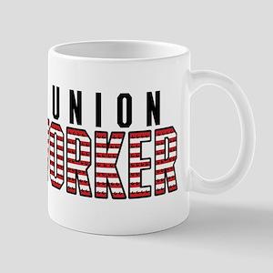 Union Ironworker Mug