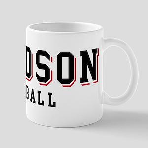 Davidson Baseball 11 oz Ceramic Mug