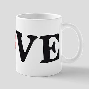 love kiss Mug