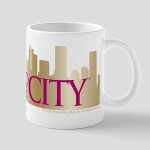 Sex and the City Skyline Mug