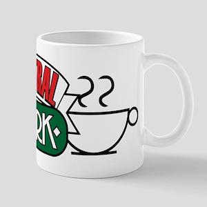 Friends Central Perk Logo 11 oz Ceramic Mug