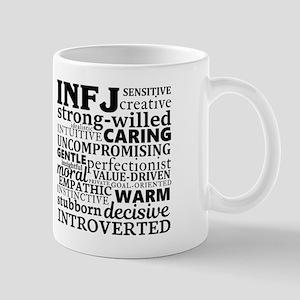 INFJ Counselor Myers-Briggs Personality Mugs