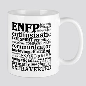 ENFP Champion Myers-Briggs Personality Mugs
