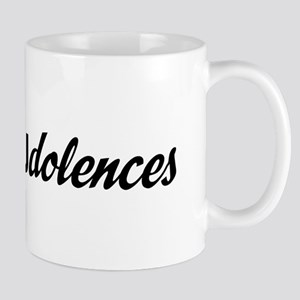 Congratudolences image Mugs