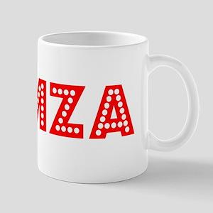 Retro Hamza (Red) Mug