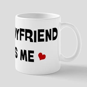 Ex-Boyfriend loves me Mug