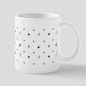 Pharmacy Pattern Mug