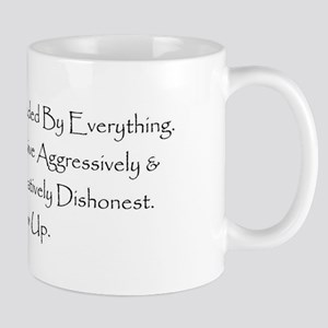 Stop being offended. Stop being dishonest. Gr Mugs