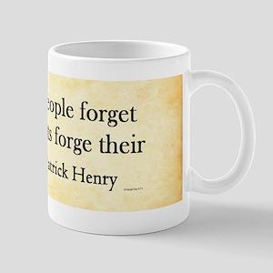 Patrick Henry - Tyranny - Mugs
