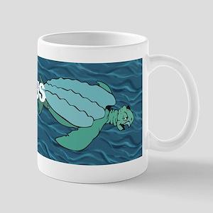 Tenacious Turtle Mug