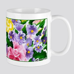 Rose Bouquet Mug