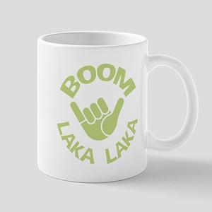 Boom Shaka Wave 11 oz Ceramic Mug