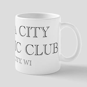 Genoa City Athletic Club 01 Mug