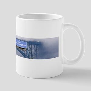 Whidbey Island Whispers Banne Mug