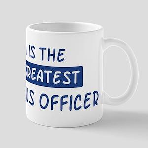 Corrections Officer Mom Mug
