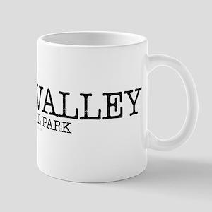 Death Valley National Park DVNP Mug